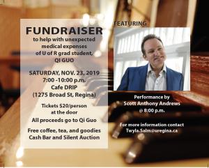 Concert Fundraiser @ Drip Coffee House